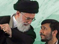 عتاب خامنهای به احمدینژاد؛ منع رطب؟