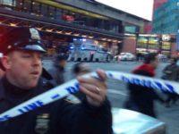 انفجار بمب دست ساز در ترمینال اتوبوسی در نیویورک