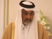 یکی از اعضای خانواده سلطنتی قطر از بازداشتش در امارات خبر داد