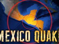 زمینلرزه سنگین در جنوبغربی مکزیک