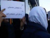 دهها نفر از شرکتکنندگان در تجمع روز زن در تهران بازداشت شدند