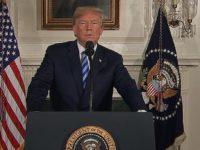 ترامپ: اگر ایران برنامه هستهای را شروع کند با عواقب شدیدی مواجه خواهد شد