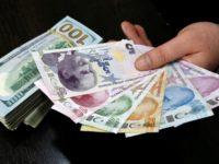 لیر ترکیه به شدت سقوط کرد