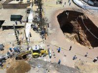 زلزله خاموشی به نام فرونشست و فروریزش زمین در ایران