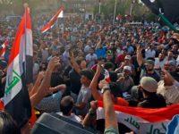 آمادهباش نیروهای عراقی پس از چند روز اعتراض و ناآرامی