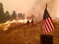 آتش سوزی مرگبار کالیفرنیا در حال گسترش است