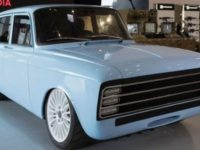 خودروی برقی روسی برای رقابت با تسلا به بازار میآید