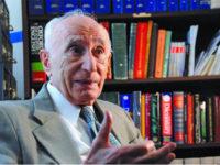 پروفسور احسان یارشاطر مدیر تدوین ایرانیکا  و بنیانگذار مرکز ایرانشناسی درگذشت