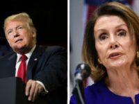 انتخابات آمریکا- ترامپ و پلوسی از تمایل همکاری دو حزب اصلی گفتند